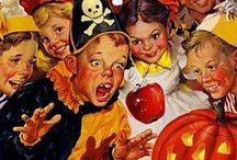 Halloween Hi-jinks / Welcome, please pin all that you enjoy! / by Julie McCormick
