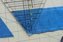 Quilting and sewing tips / by Plum Center Quilt Craft Retreats