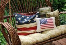 Americana / by Plum Center Quilt Craft Retreats