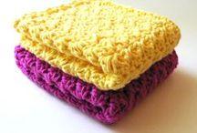Crochet and knitting / by Plum Center Quilt Craft Retreats
