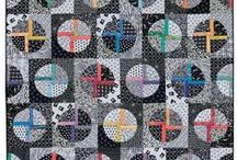 Great Black and White Quilts / This board contains all black and white quilts.