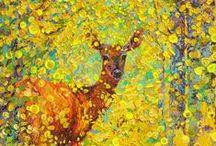 Art + Nature / Illuminating intersections of art and nature.