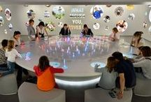 Digital & interactive exhibition ideas