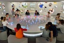 Digital & interactive exhibition ideas