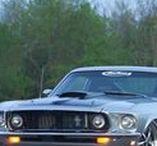 BADASS HOTRODS & MUSCLE CARS