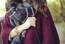 Fashion | Fall/Winter / Looks I love for the season I love