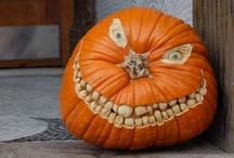HALLOWEEEEENIE!!  / Everything Halloween (and Fall). Treats, tricks, makeup, costume ideas, decorations, crafts, foods & drinks.