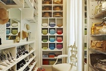 CLOSETS / closet design space / by Blanca Feldman, Nashville Realtor