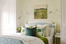 bedrooms / Beautiful bedrooms; As a designer I never do the same thing twice...So I am always trying new ideas.... / by Blanca Feldman, Nashville Realtor