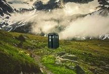 Doctor Who / I love everything in the Doctor Who universe!  / by Tasha Halldorson