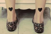 Tattoos that are cool, creative, fancy / by Tasha Halldorson