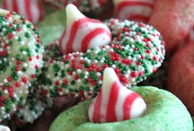 SANTA! I know him! / Christmas decorations, outfits, food, drinks & craft ideas.