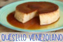 La Cocina Venezolana / Aquí encuentras recetas de comida venezolana y todo lo relacionado a restaurantes, areperas libros de cocina, chefs, sobremesa, etc.