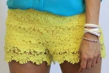 Fashion | Spring/Summer / Bring on the sun :)