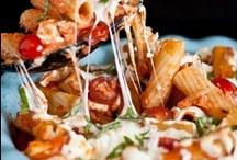 pasta :) / by Jen Gillies Kauffmann