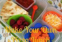 Kid lunch box ideas / by Jenni Sprinz