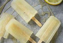 Paletas, Helados, Raspados / Ideas y recetas para preparar helados, paletas, raspados o cepillados.