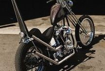 Choppers / Choppers and Custom motorcycles