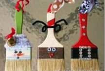 Christmas crafts / Craft ideas / by Margie Reese