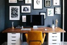 OFFICE SPACE / Offices and home offices we are inspired by