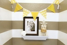 Home Decor Ideas / by Staci Johnson