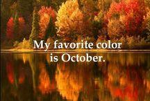 {Fall} / by Liz Weaver Endsley