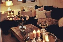 Homes & Decor / by Lindsi O'Neill