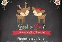 Baby Buck's Coming / 4 kids 4 different parties / by Elizabeth Buck