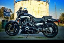 Motorcycles / Yamaha V-Max motorcycles and other bikes of note.