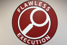 Flawless Execution / by InsideView Inc.