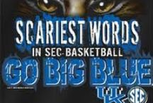 Kentucky~ Bleed Blue~and Then and Now~!!!! ♥ / My Family and I Do BLEED BLUE!!!!  There is Nothing Else That Needs Said Here!!!!!  Go Big Blue!!!!!! UK Basketball!! ♥ UK Football~  / by Helen Cornett