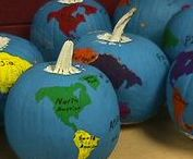 Globe Trotter / I have an extensive globe collection...