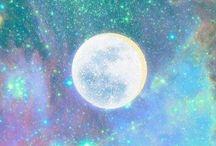 Full Moon Dreaming / Moon cycles, full moon... Art, photographs and moon wisdom.