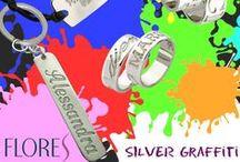 Silver Graffiti