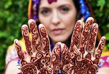 Henna art / Mendhi, henna, body art... Design inspiration for mother bllessing ceremonies and Bollywood inspired weddings.