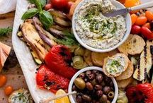 Hors' Dourves/Party Foods