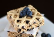 Healthy Baking / Who says baking has to be bad for you - these recipes are low in fat, or sugar... or both... or incorporate nuts, seeds, fruits and vegetables... for vibrant, healthy living... or weight loss.