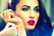 Make-Up / by Virginia Harvey