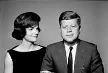 "Jackie~""O""~ Plus~!~Marilyn~Family / Just The Kennedy Family and One Extra~for Favor~ / by Helen Cornett"