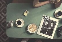 Coffee / Cigarettes / smoked