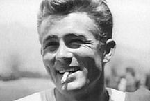 "James Dean~Died too Young! / James Dean Gone too Soon~ James was ""His Own Man""!! Did His Own Thing and Did it His Way! James was a very Talented Actor!~ / by Helen Cornett"