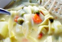 Soups / by Lynda Lehman