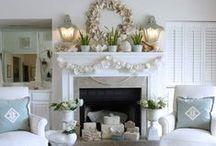 Fireplaces / by Barb Ellis-Danford