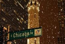 See the World - Chicago / For my upcoming trip to CHI! All the things I want to fully enjoy my trip. / by Elizabeth Buck