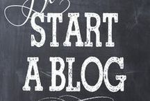 Creative Blogging / All things blog related - tips and tricks, ideas, social media, hacks...