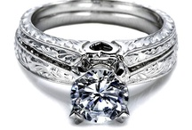 Tacori Ladies Diamond Wedding Rings / Tacori Ladies Diamond Wedding Rings, Wedding Bands and Eternity Bands. Beautiful! http://www.genesisdiamonds.net/wedding-rings/tacori-womens.html
