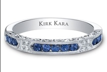 Kirk Kara Diamond Wedding Rings / Kirk Kaa Diamond Wedding Rings, Diamond Wedding Bands, Diamond Anniversary Rings / by Genesis Diamonds