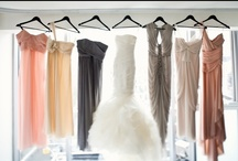 Bridesmaid Dress Ideas / Beautiful dresses and stunning color palettes to inspire you!