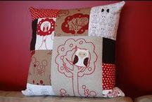 Cushions / by Samantha Seddon