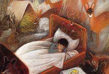 Fairy Tale Dreams / Magical illustrations